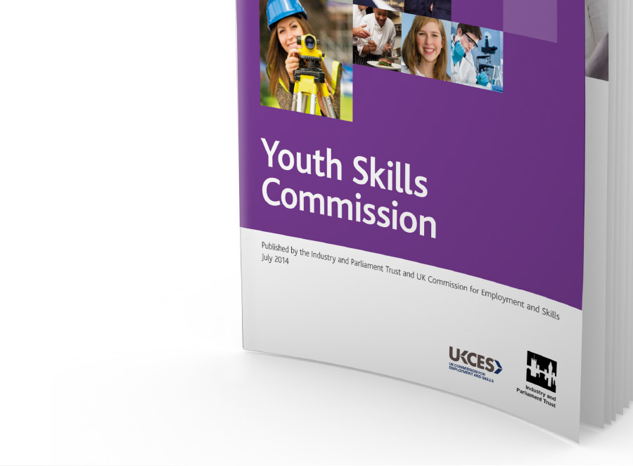 Youth Skills commission cover